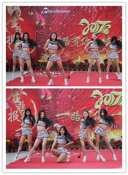 舞蹈表演《越来越好》